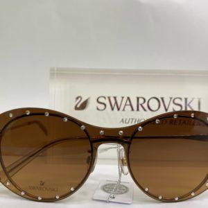 Swarovski montatura con clip
